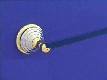 Rába 45 cm-es törülköző tartó (króm-arany)