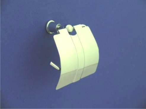 Maros WC papír tartó (króm)