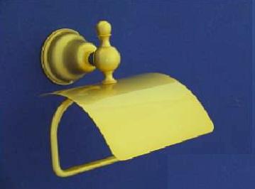 Duna WC papír tartó (arany/matt arany)