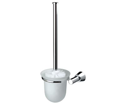 Bodrog WC kefe, tartóval (króm)